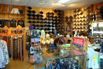 Tony's Saddle Shop Merchandise Valparaiso Indiana