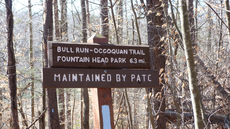 Bull Run-Occoquan Trail