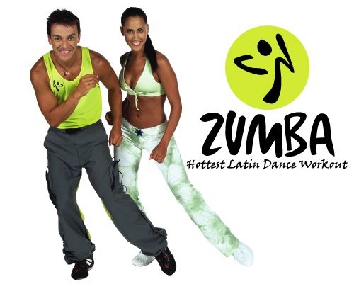Zumba Anyone? Camas Community Center