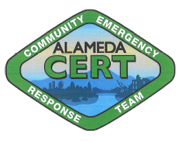 Alameda Community Emergency Response Team Logo
