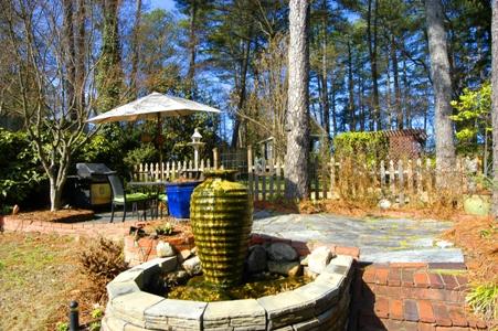 Garden Lover 39 S Dream Home Warwick Circle Atlanta Ga