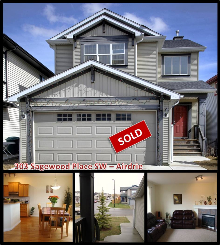 303 Sagewod Place Airdrie SW