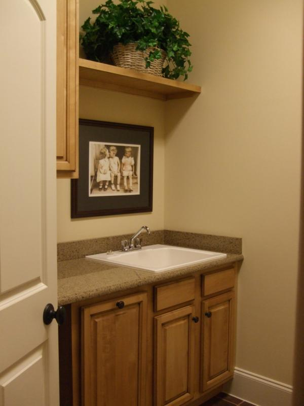 Laundry Room Ideas - Top 5 Ways to Save Money - New Home Trends - Raleigh NC New Homes