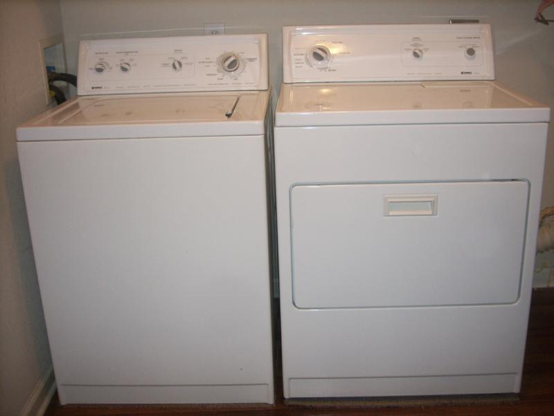 Kenmore Electric Dryer 80 Series Blow Drying