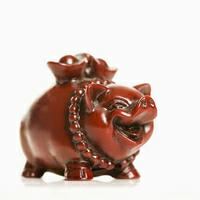 Chinese Good Fortune Pig