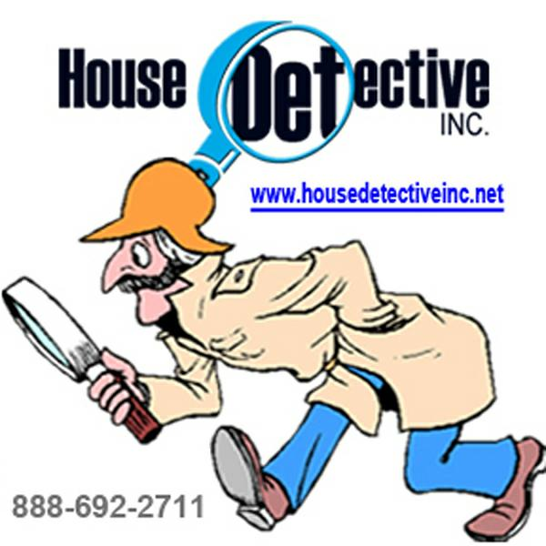 Home Inspections by House Detective Inc Serving NY FL and NC