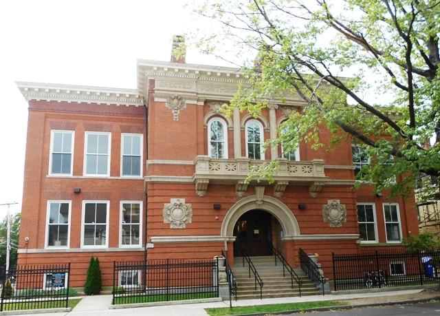 Worthington Hooker School in New Haven