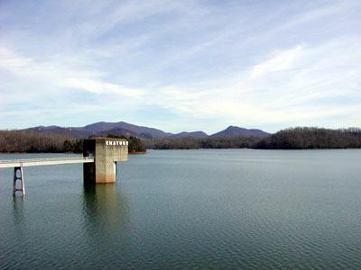 Chatuge Lake Fishing Lake Chatuge Hiawassee ga