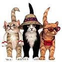 Tourist Cats
