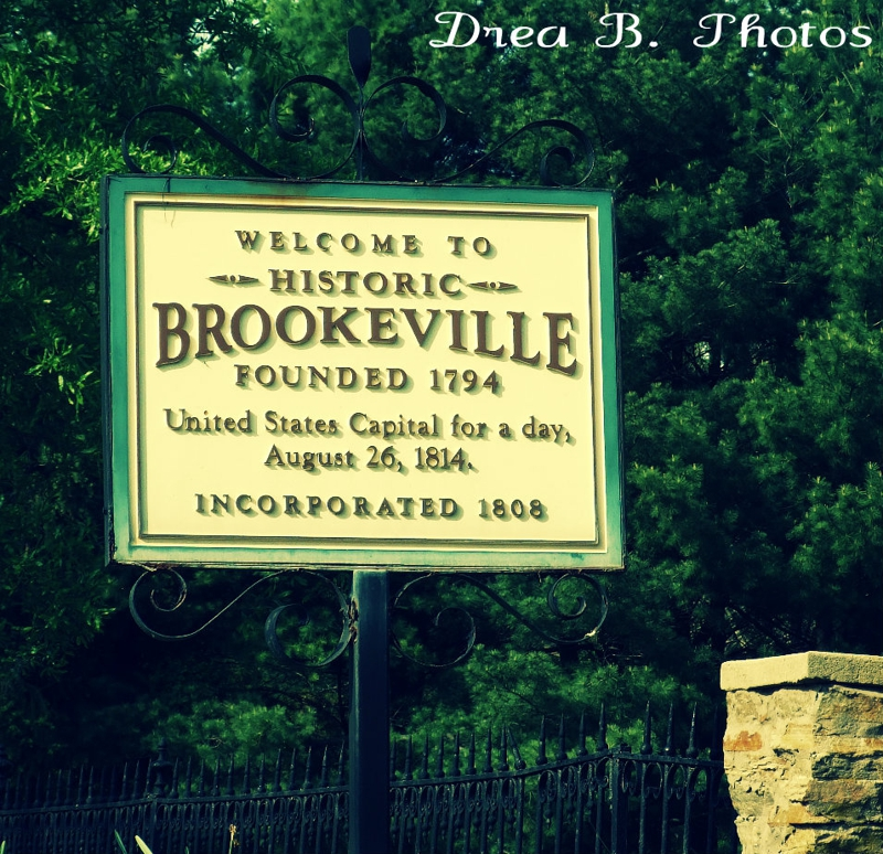 Historic Brookeville, MD