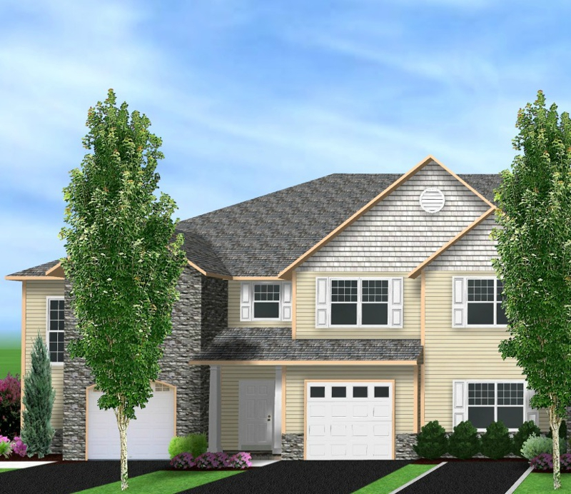 Benefits of buying a new construction condo or townhouse for Townhouse construction cost