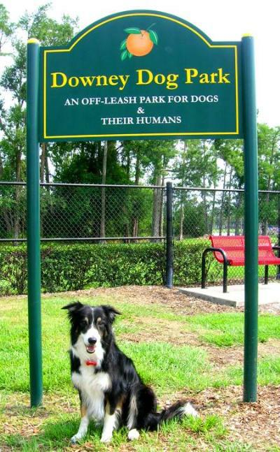 Downey Dog Park, Orlando, Orange County, Florida