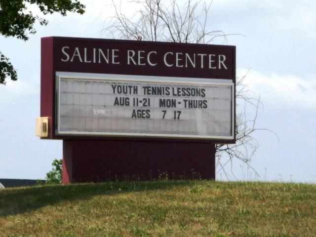 Saline Rec Center