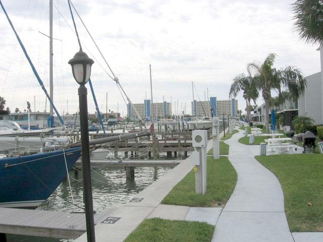 Yacht Club Madeira Beach Florida