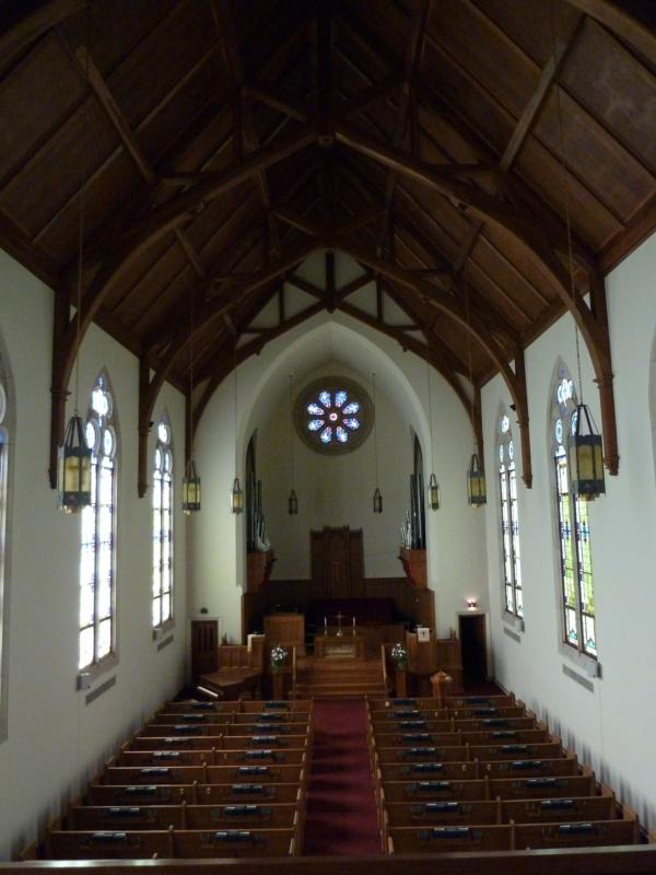 First Presbyterian Church Sanctuary