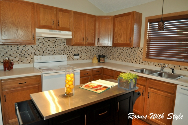 Inexpensive Kitchen Updates For Low End Homes