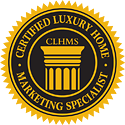 Certified Luxury Home Marketing Specialist