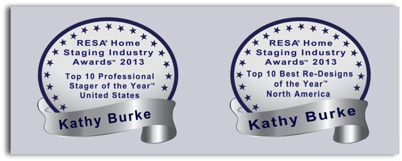 2013 RESA Top 10 ~ Home Staging & Home Re-Design