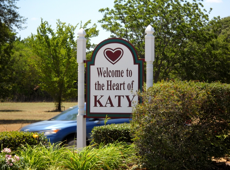 Welcome to Katy Sign
