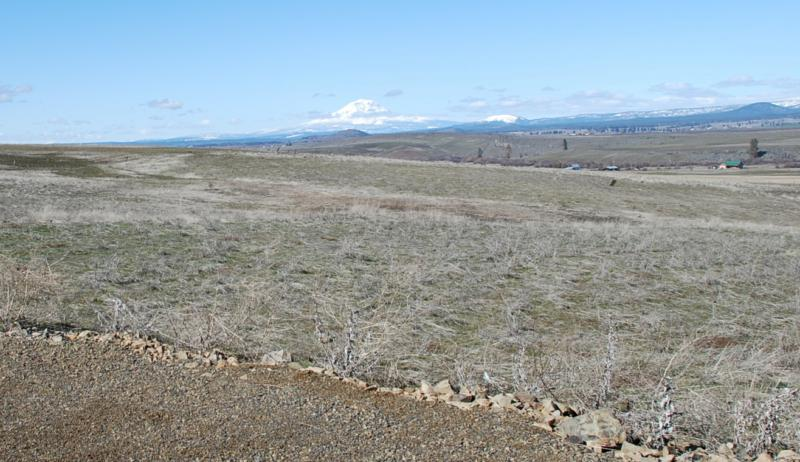 cheap 5 acres mt adams view goldendale wa land for sale