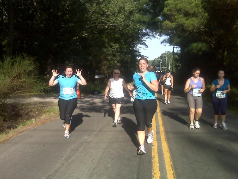 running 1/2 marathon