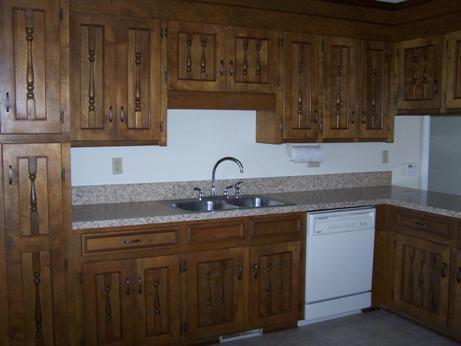 Can you stain kitchen cabinets darker for Can you stain kitchen cabinets