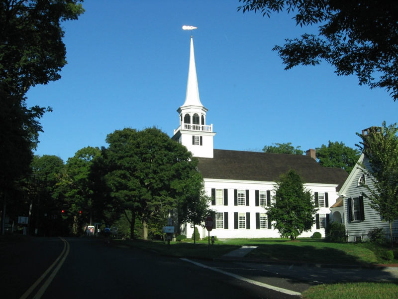 Wilton Congregational Church 06897