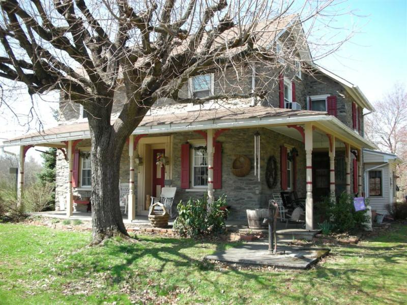 Landscaping Around An Old Farmhouse : New exciting price  branch road is an
