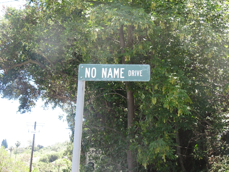 A Street with No Name