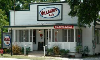 Villager's Cafe in Maurice, LA