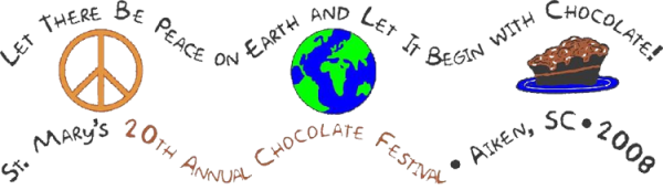 chocolate festival banner
