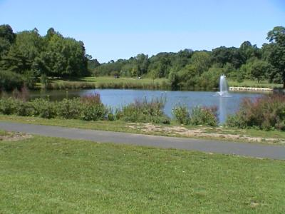 Pascack Brook Park, Westwood, NJ