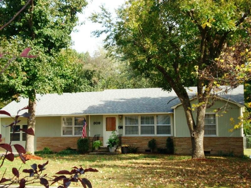 Great home priced to sell in Springdale, AR