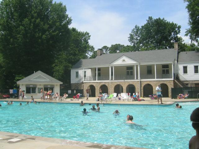 Wake forest nc holding park pool is a great summer hang out for Public swimming pools in little rock ar