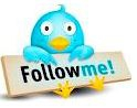 Follow Me graphic is owned by Twitter, Gary White is a registered user of Twitter