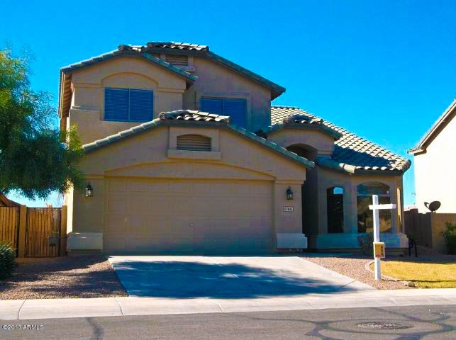 Spacious 2 story home for sale with pool in rancho el for 2 story house with pool