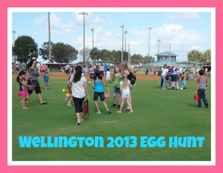 Wellington 2013 Egg Hunt