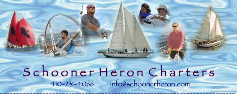 Solomons Island Sailing Charters