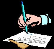 Writing conditions on Real Estate Contract