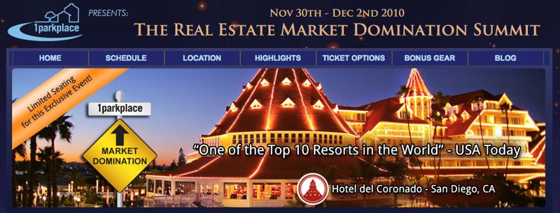 Real Estate Market Domination