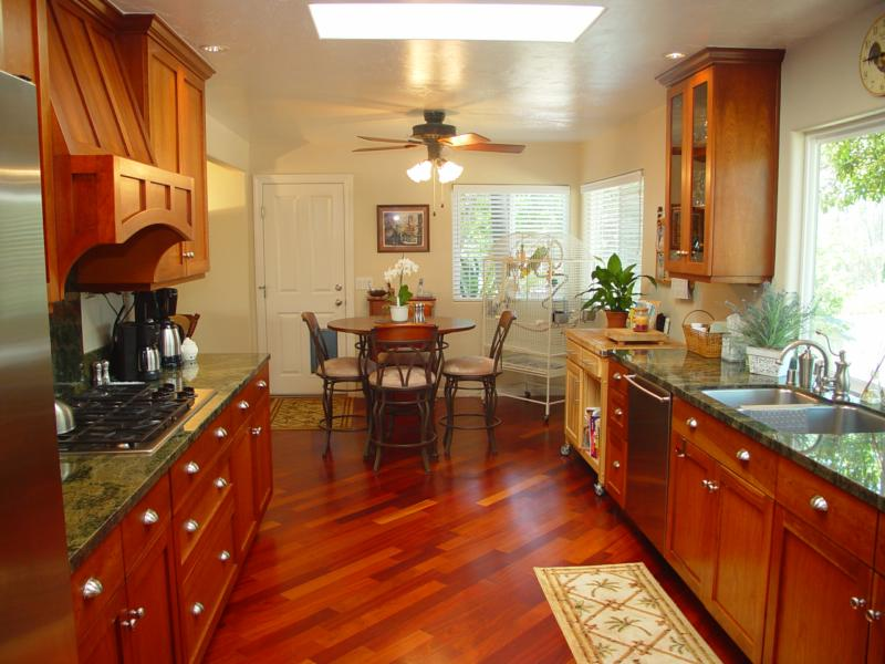 Poway Horse Property - Kitchen