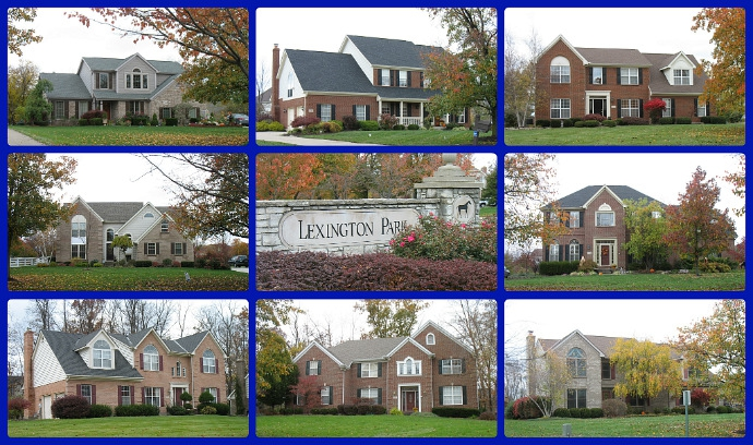 Lexington Park community of Mason Ohio 45040