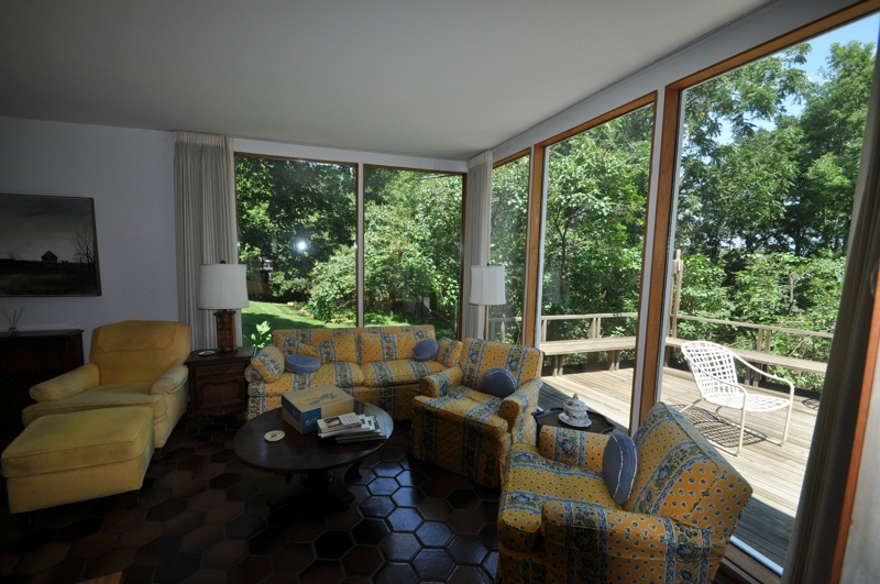 Montcalm Sunroom Before