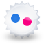 Flickr Button