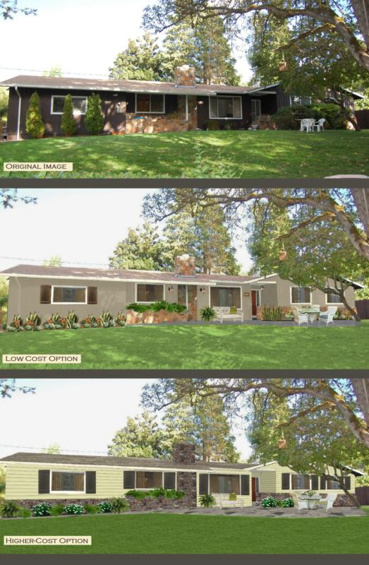 Exterior paint schemes for ranch homes home painting ideas - Exterior paint schemes for ranch homes ...