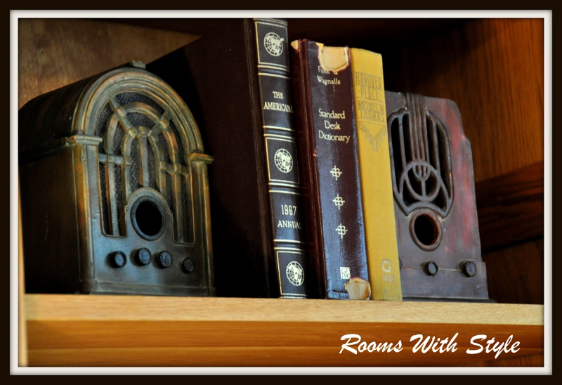 Bookcases After