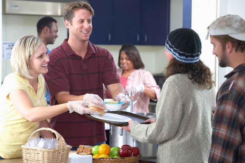 ordinary Volunteer Soup Kitchen Thanksgiving #4: ActiveRain