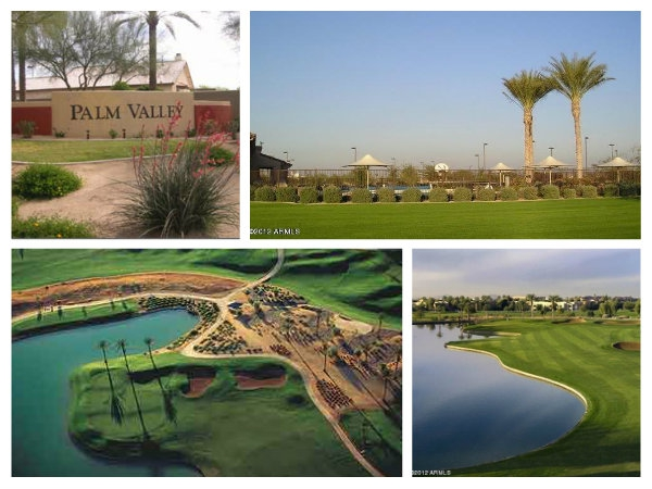 golf course homes for sale in palm valley in goodyear arizona
