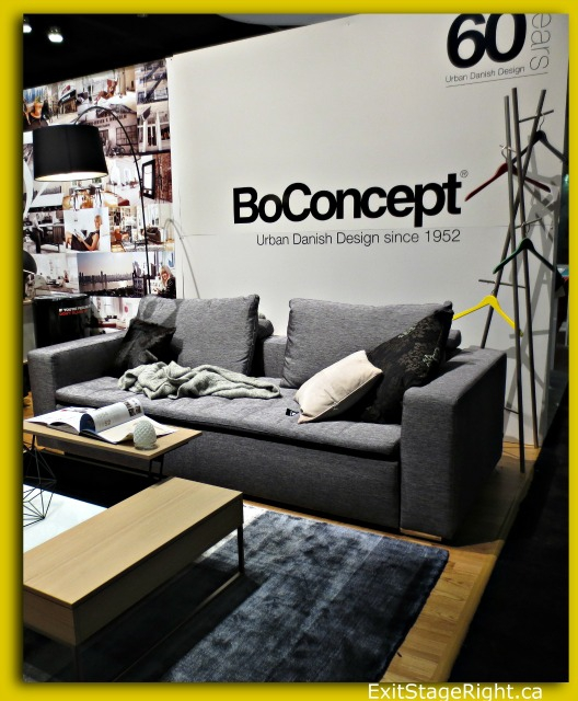 Vancouver home stager 39 s highlights of the ids west show for Boconcept canada