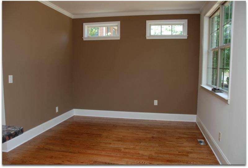 Home Staging Atlanta Picture Of A Painted Room Brown